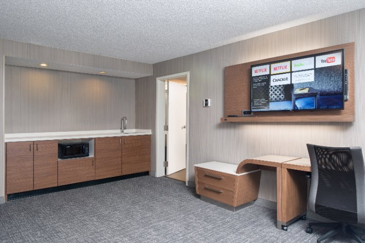 Suite Living Area 11 of 13