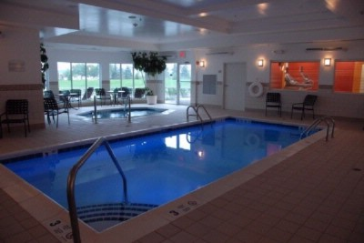 Indoor Saltwater Pool 3 of 20
