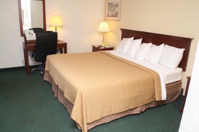 Quality Inn Near Sdsu / Qualcomm Stadium King Bedded Room