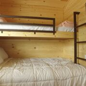 Sport Chalet Bedroom With Bunk And Full Beds 7 of 7