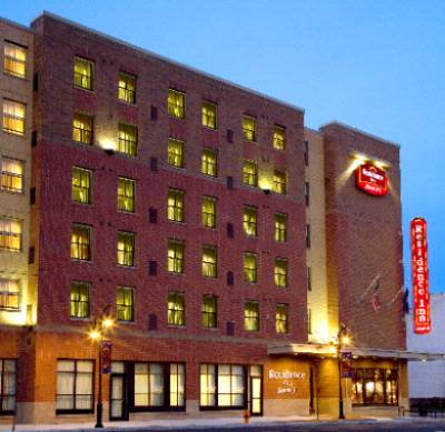 Residence Inn by Marriott Louisville Downtown Exterior