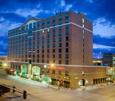 Doubletree Hotel Rochester Mayo Clinic Area 150 South Broadway Mn 55904