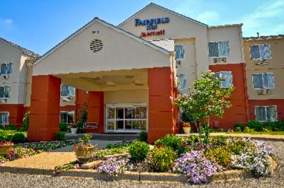 Image of Fairfield Inn by Marriott Louisville South