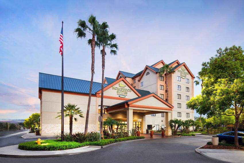 Homewood Suites By Hilton Garden Grove Ca 12005 Harbor