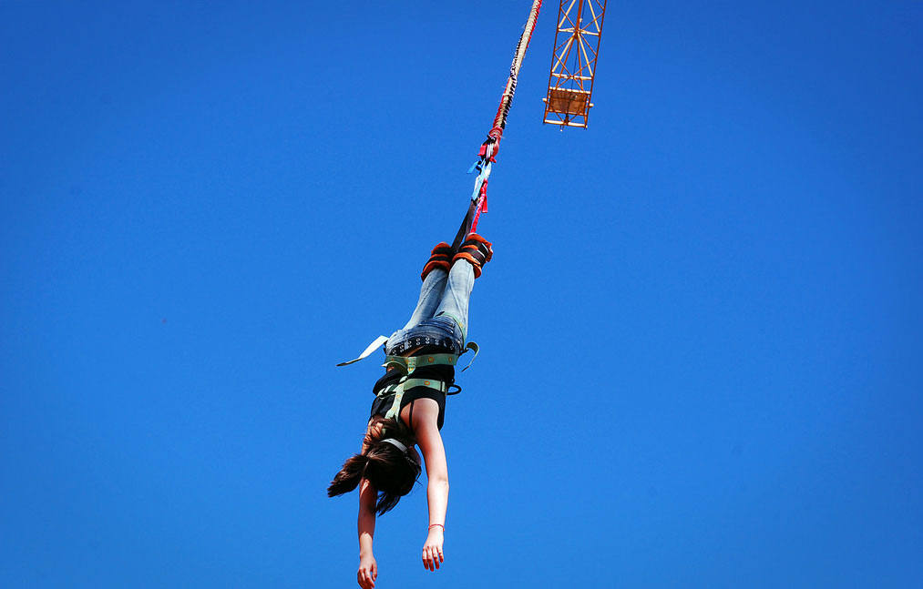 Bungee Jumping 7 of 7