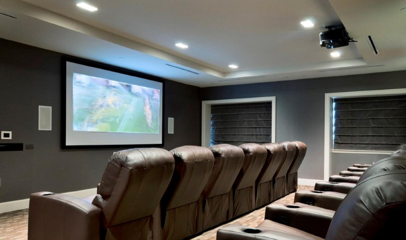 Theater Room 7 of 24