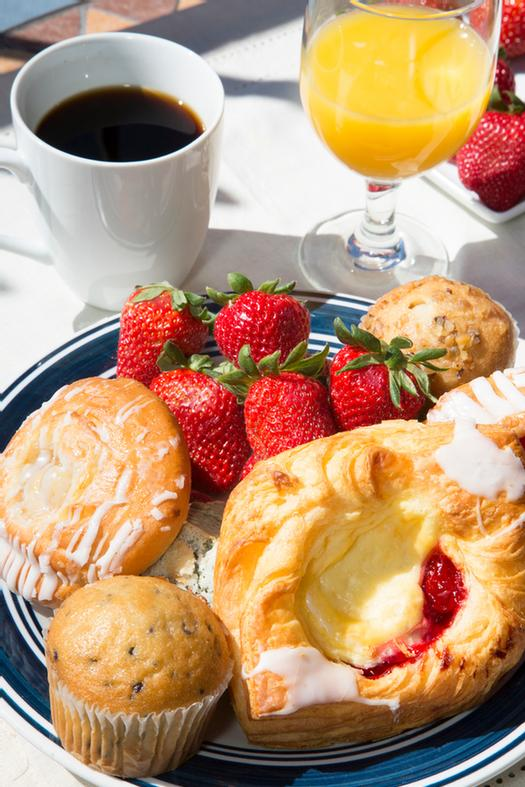 Try Our Complimentary Continental Breakfast 8 of 13