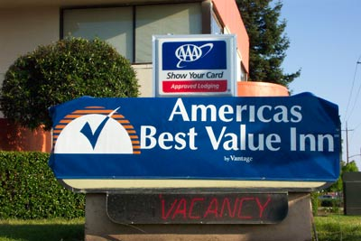 Americas Best Value Inn Santa Rosa 1 of 4
