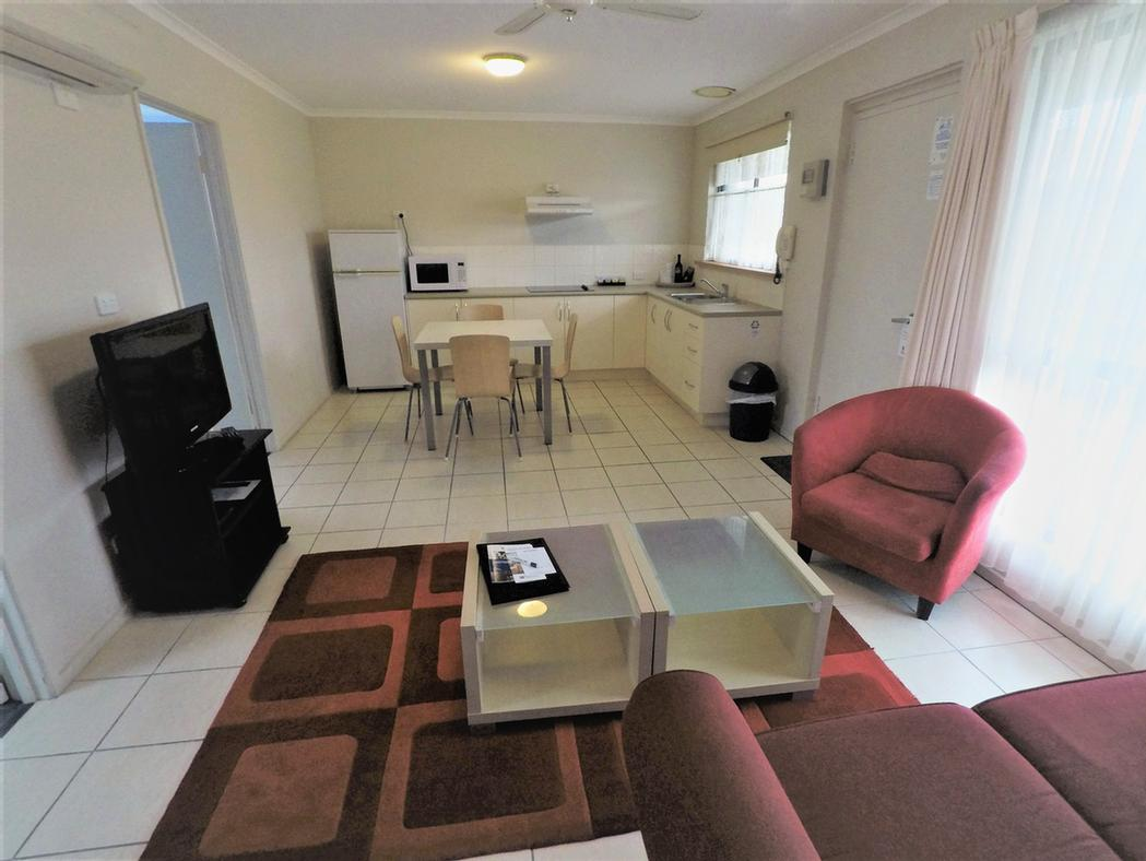 2 Bedroom Apartment Living/dining/kitchenette 14 of 15
