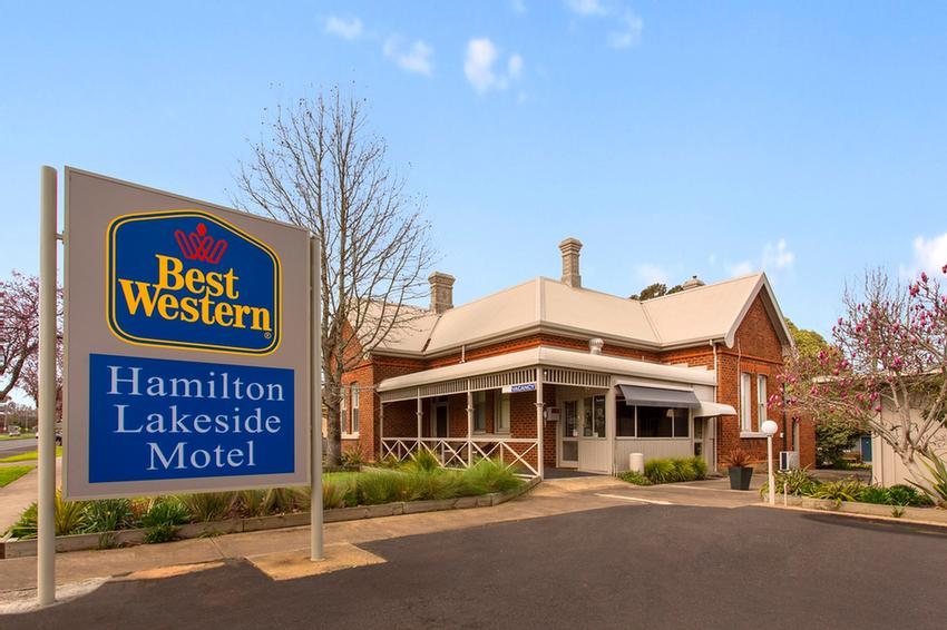 Best Western Hamilton Lakeside Motel 1 of 13