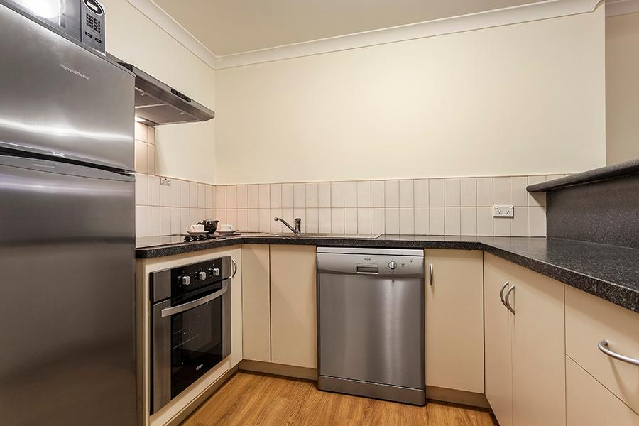 2 Bedroom Executive Apartment-Kitchen 13 of 29