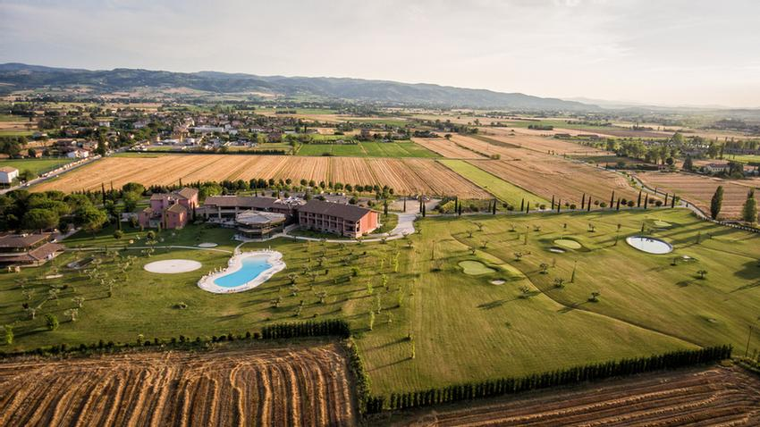 Valle Di Assisi Resort Spa Golf 1 of 11