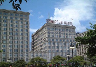 Image of The Congress Plaza Hotel