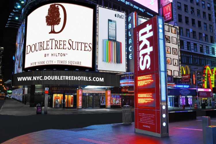 Doubletree Suites by Hilton Times Square 1 of 14