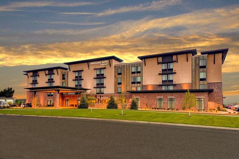 Springhill Suites By Marriott Bozeman 1601 Baxter Lane Mt 59718
