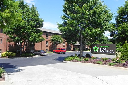 Extended Stay America Charlotte University Place E. Mcculloug 1 of 12