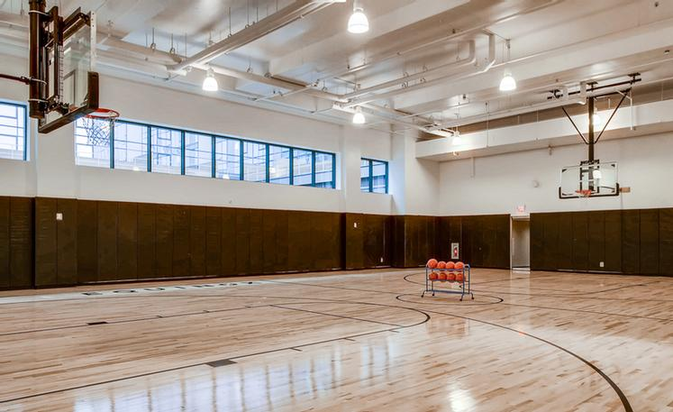 Basketball Court 5 of 15