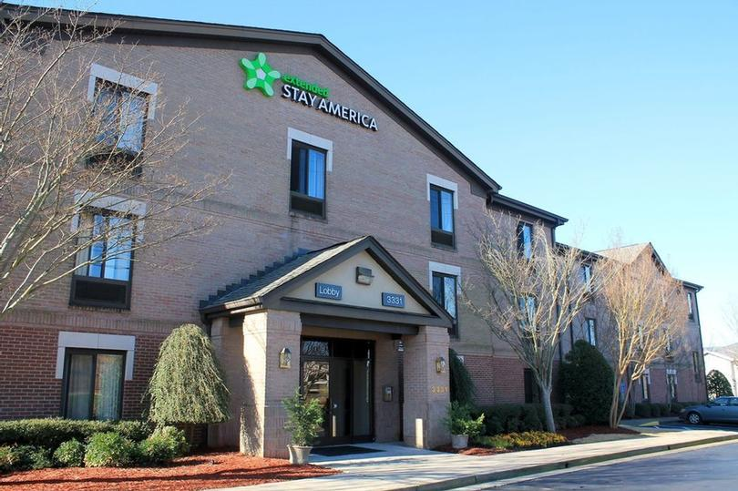 Extended Stay America Atlanta Alpharetta Northpoint East 1 of 5