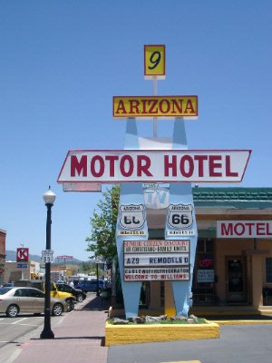 Image of 9 Arizona Motor Motel