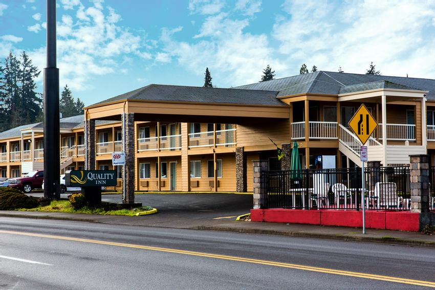 Quality Inn Cottage Grove Eugene South 1 of 10