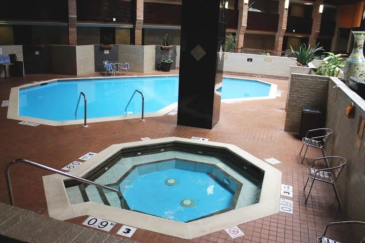 Indoor Pool And Jacuzzi 3 of 15