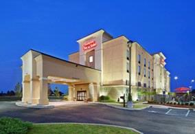 Hampton Inn & Suites Millington 1 of 18