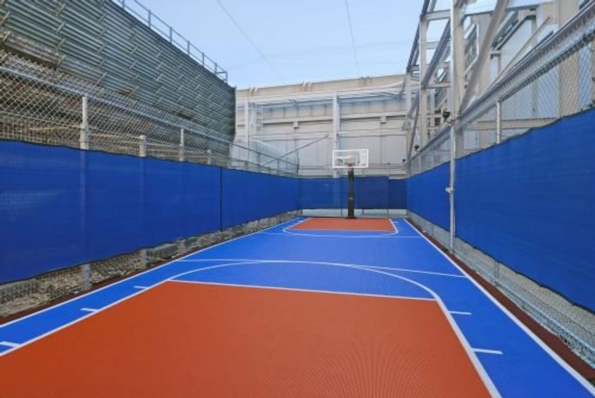 Basketball Court 6 of 21