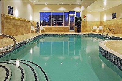 Indoor Heated Salt Water Swimming Pool 6 of 13