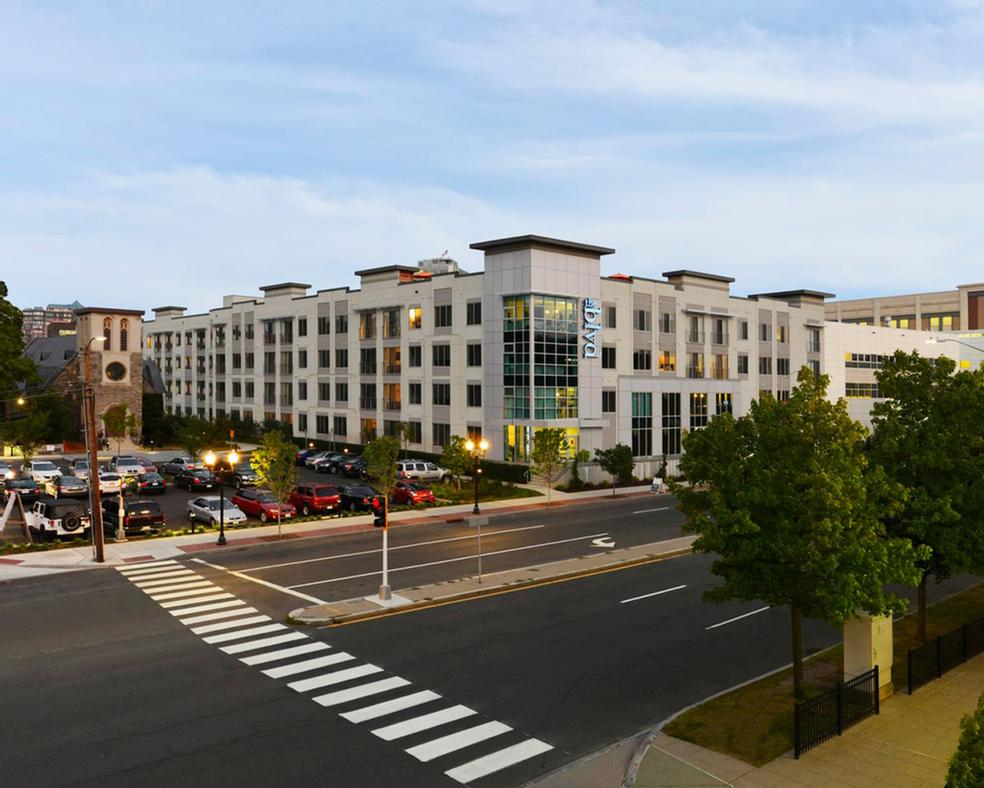 Global Luxury Suites at Downtown Stamford 1 of 12