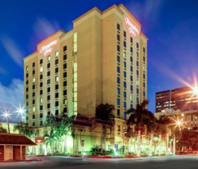 Image of Hampton Inn Fort Lauderdale City Center