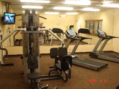 Beat The Stress In Our Fitness Room With State Of The Art Equipment 9 of 9