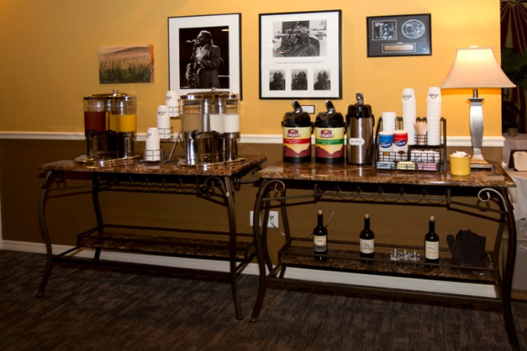 Coffee Station At Breakfast Also Great Location For Meetings 31 of 31