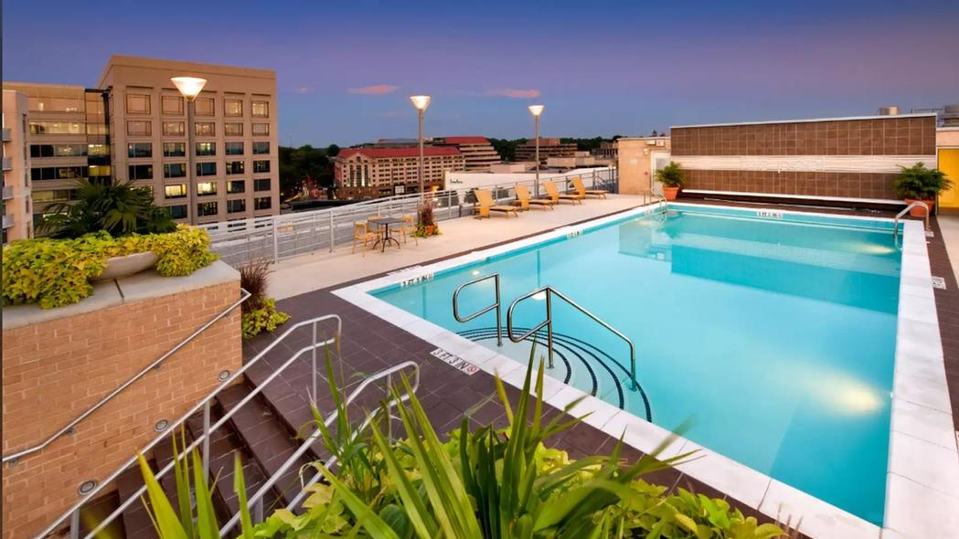 Rooftop Pool 6 of 14