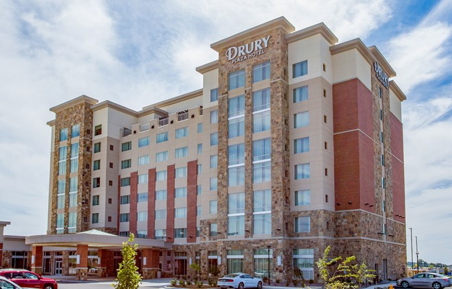 Drury Plaza Hotel & Conference Center Cape Girardeau 1 of 9