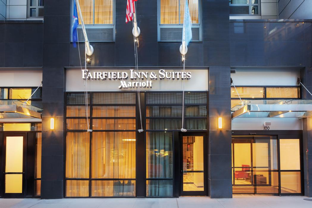 Fairfield Inn & Suites by Marriott Ny Downtown Manhattan 1 of 9