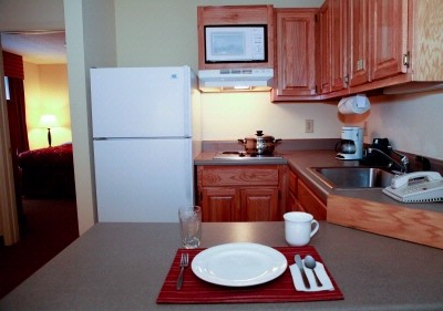 Fully Equipped Kitchens In Every Suite 5 of 6