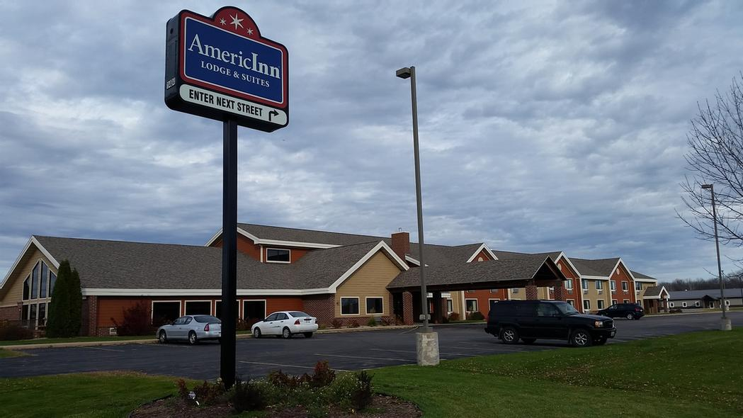 Image result for americinn new london wi