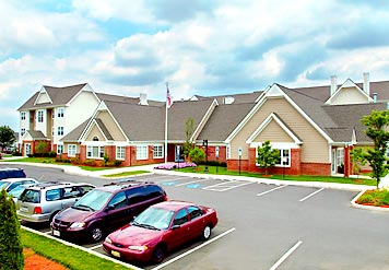 Image of Cranbury Residence Inn by Marriott