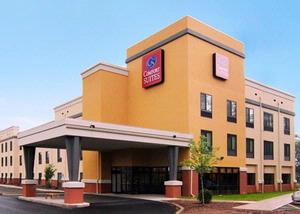 Image of Comfort Suites Southington