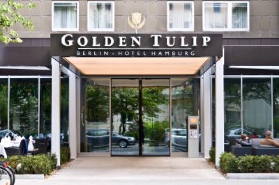 Golden Tulip Berlin Hotel Hamburg 1 of 12