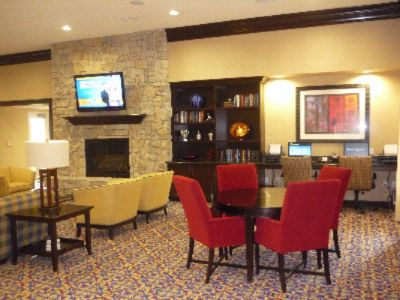 After A Long Day Relax And Visit Us While Enjoying The Lobby Fireplace. 6 of 8