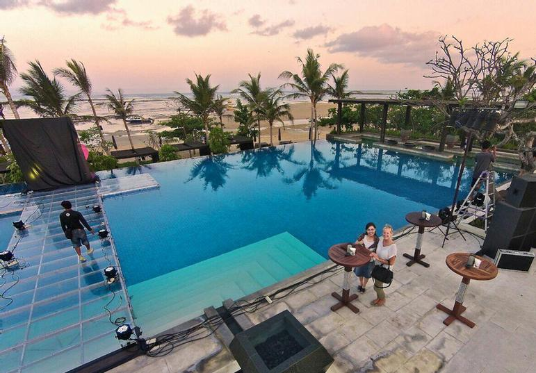 Fairmont Sanur Beach Bali -Event Floating Stage 28 of 31