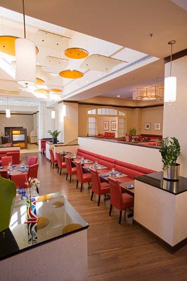 New Blue Fire Grille Restaurant 6 of 12