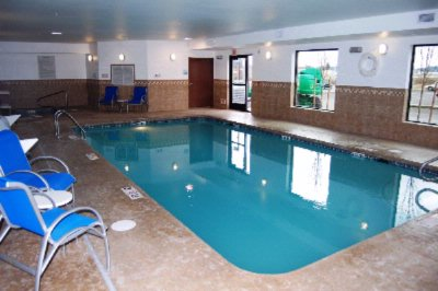 Indoor Pool & Spa 3 of 9