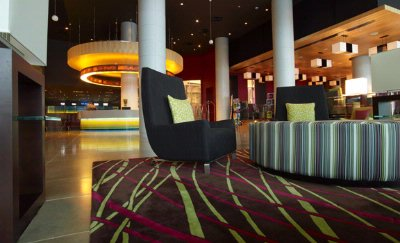Lobby Of Aloft Hotel 5 of 26