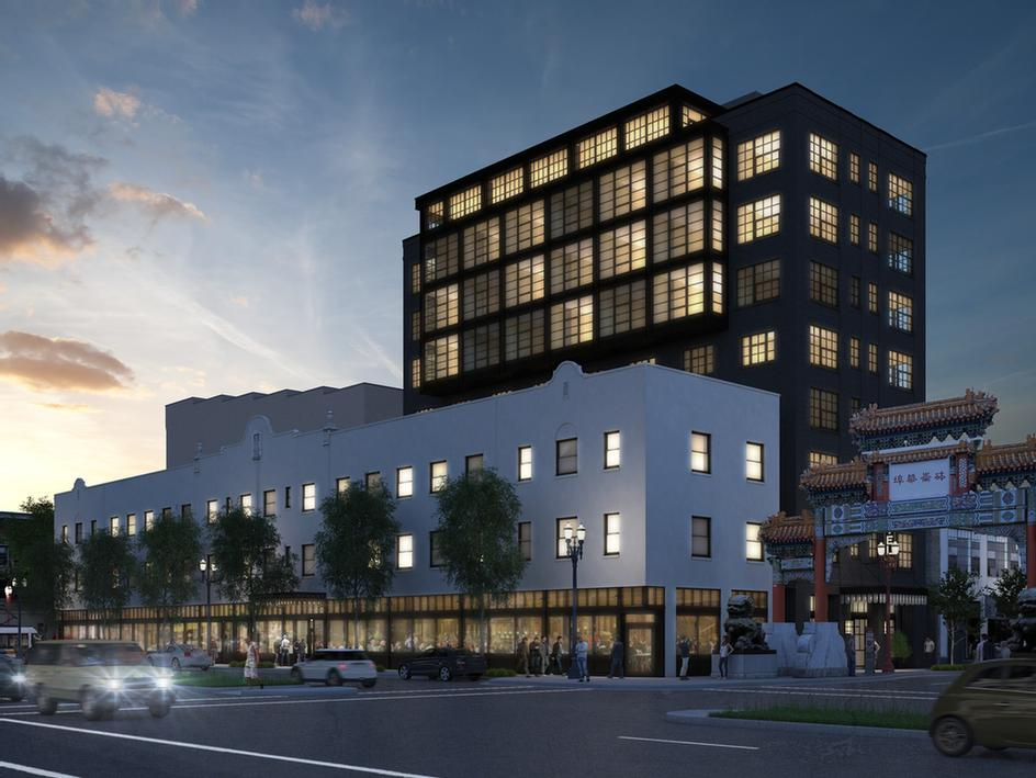 Grove Hotel Portland Sold 15 Nw 4th Ave Porltand Or 97209