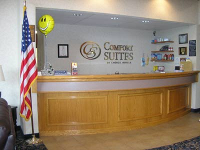 Comfort Suites Salem 1 of 11
