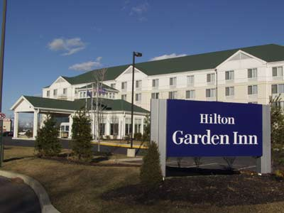 Hilton Garden Inn Allentown Bethlehem Airport 1 of 9