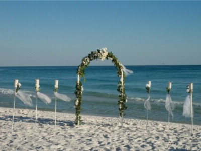 Beach Weddings By Permit 14 of 25