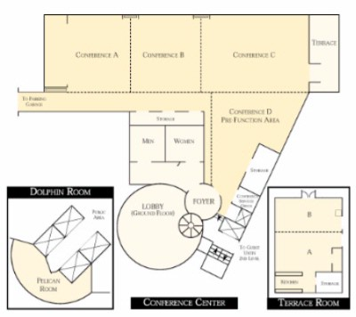 Conference Facilities Diagram 5 of 25